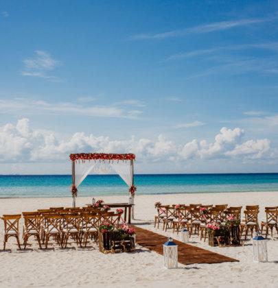 Best wedding spots in Playa del Carmen