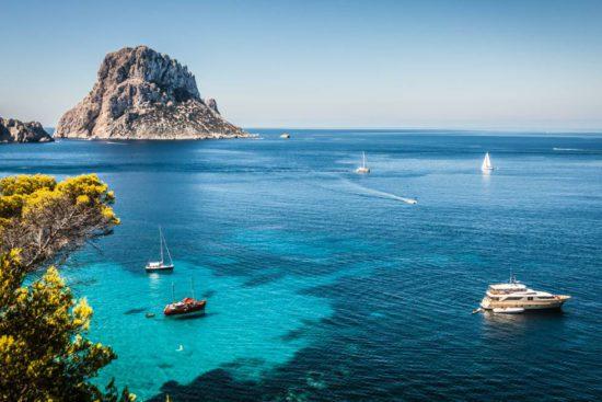Els Amunts island of Ibiza