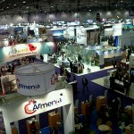 Sandos Hotels World Travel Market 2012 5