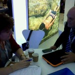 Sandos Hotels World Travel Market 2012 7