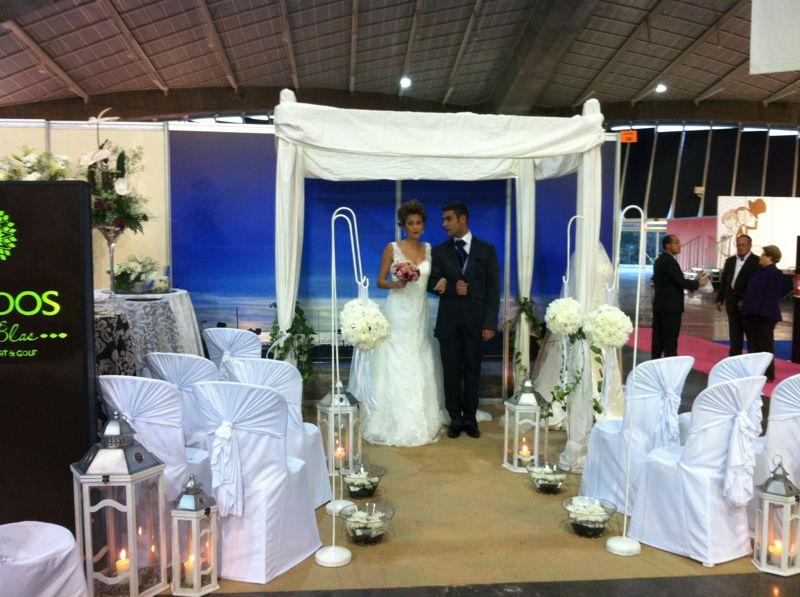 Presentamos sus bodas de ensue o en fe boda 2012 for Bodas de ensueno