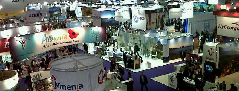World Travel Market Londres