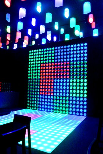 Sandos Playacar Beach Resort & Spa Teens Club dance floor
