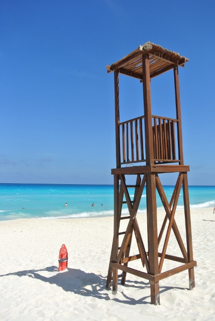 Sandos Cancun Luxury Resort beach 6