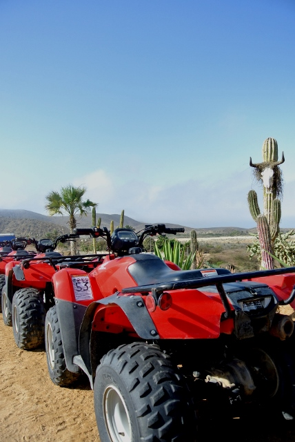 ATV in Los Cabos