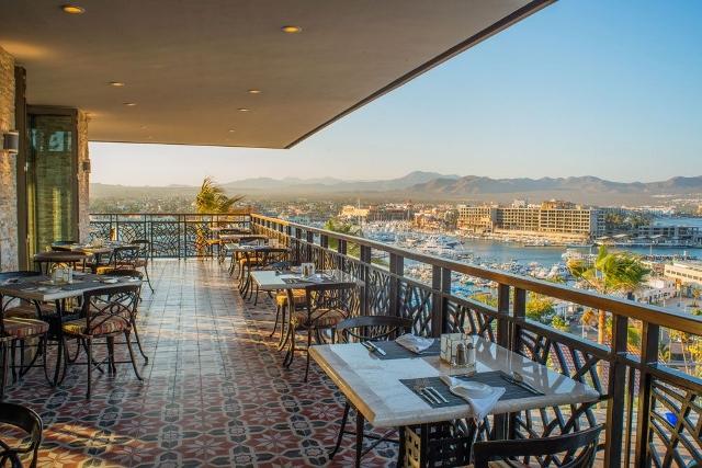 Sandos Finisterra Los Cabos resort restaurant 5