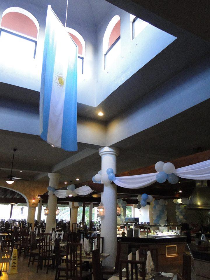 Sandos Playacar resort Argentina restaurant 8
