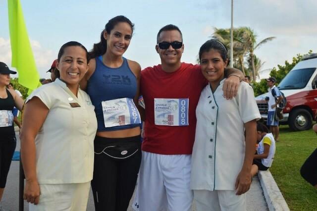 atletas de Cancún