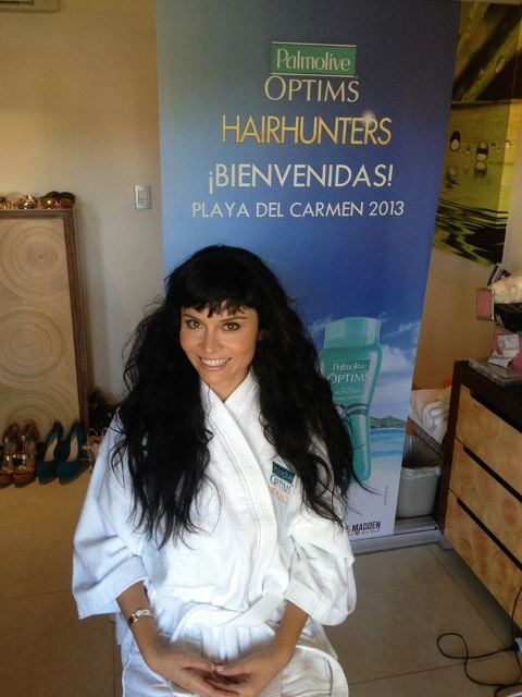 Palmolive Optims Hair Hunters