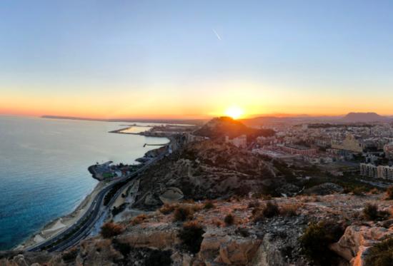 Descubre Benidorm con Sandos Holtels & Resorts-Alicante-Vistas