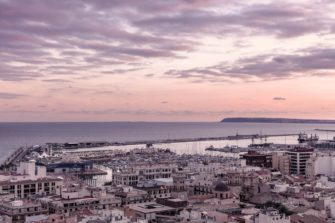 Alicante, first stop in your route by car to the Costa Blanca with Sandos Hotels