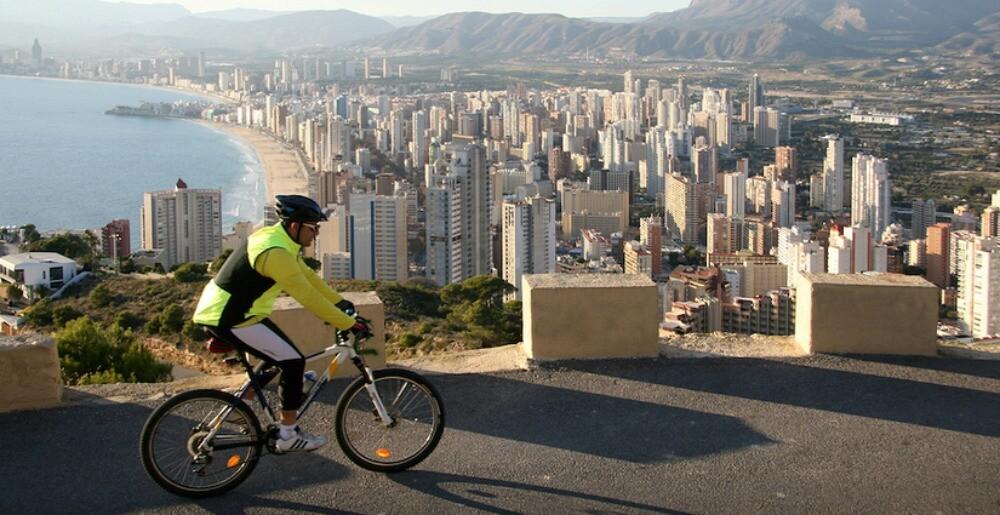 Ciclismo en Benidorm