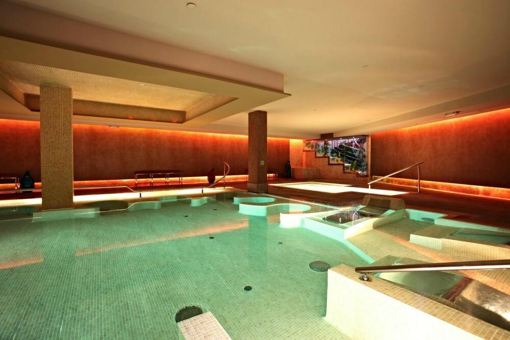 Spa en Benidorm España hidroterapia