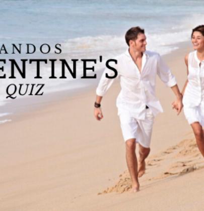 Sandos Valentine's Quiz