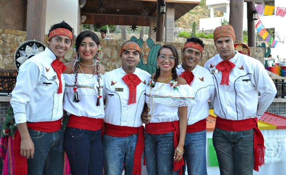 Fiesta mexicana Cabo San Lucas