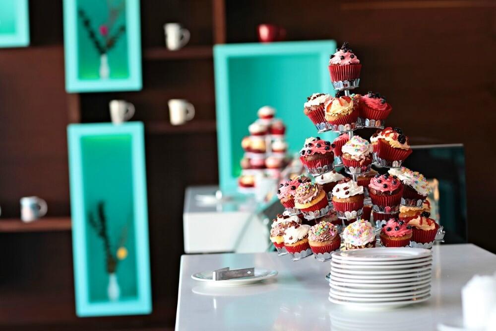 Cabo San Lucas cupcakes