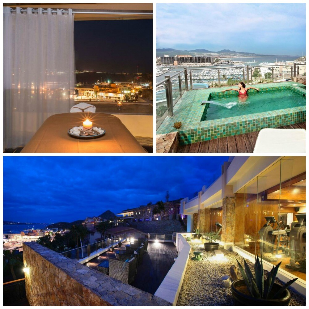 Cabo San Lucas luxury spa