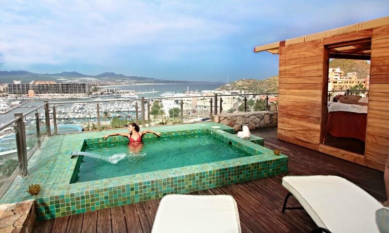 Cabo San Lucas spa de lujo