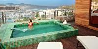 Cabo San Lucas outdoor spa