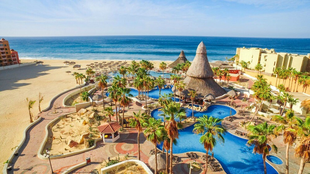 Cabo San Lucas resort pools