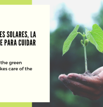 Calentadores solares, la opción verde para cuidar al planeta.