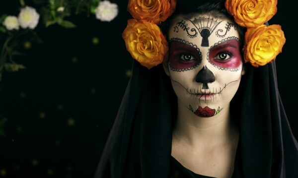 Catrina costume Day of the Dead