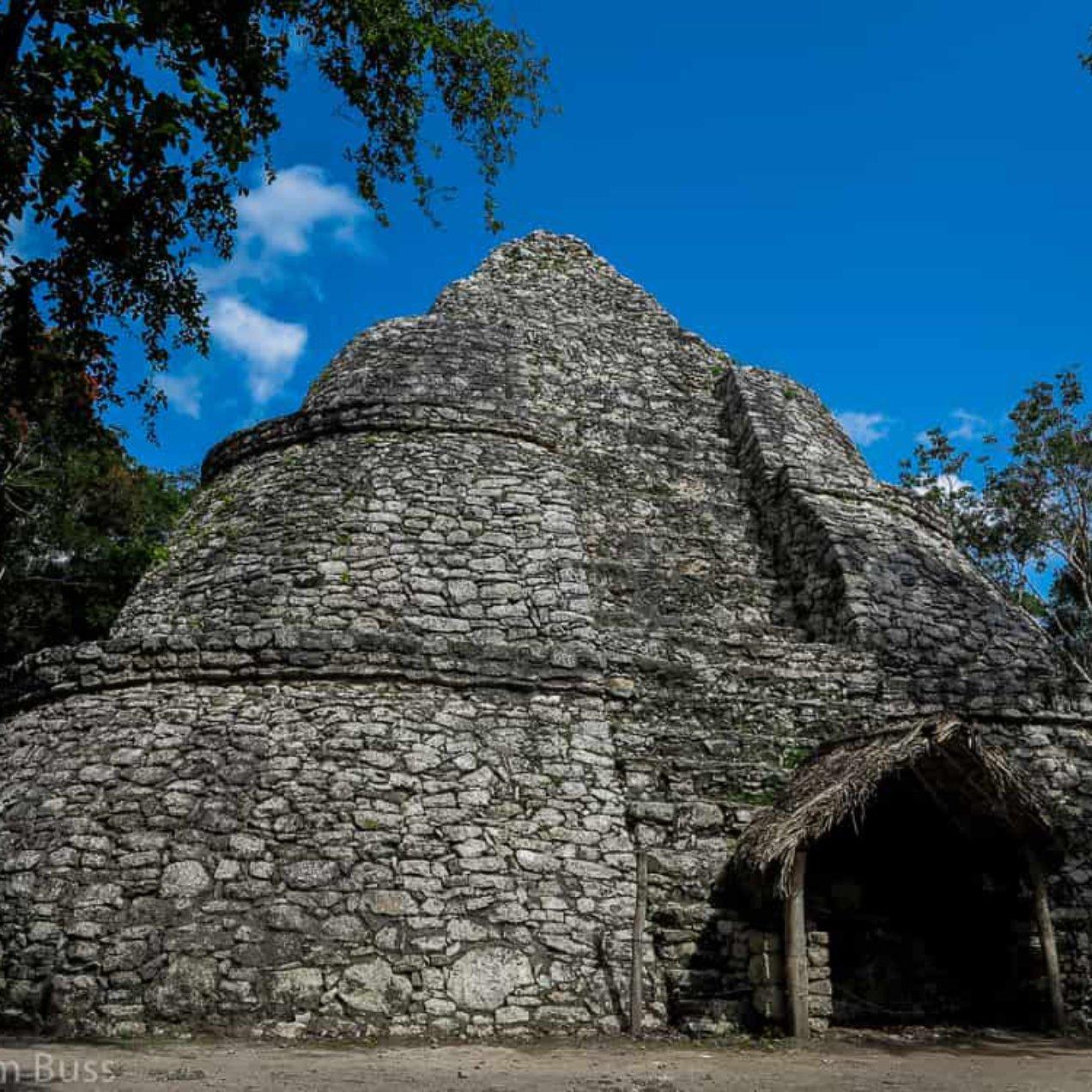 The Mayan Ruins of Coba