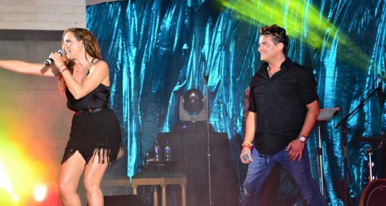 Alexa and Mano Gaytan: Mexican Pop Stars at Sandos Cancun