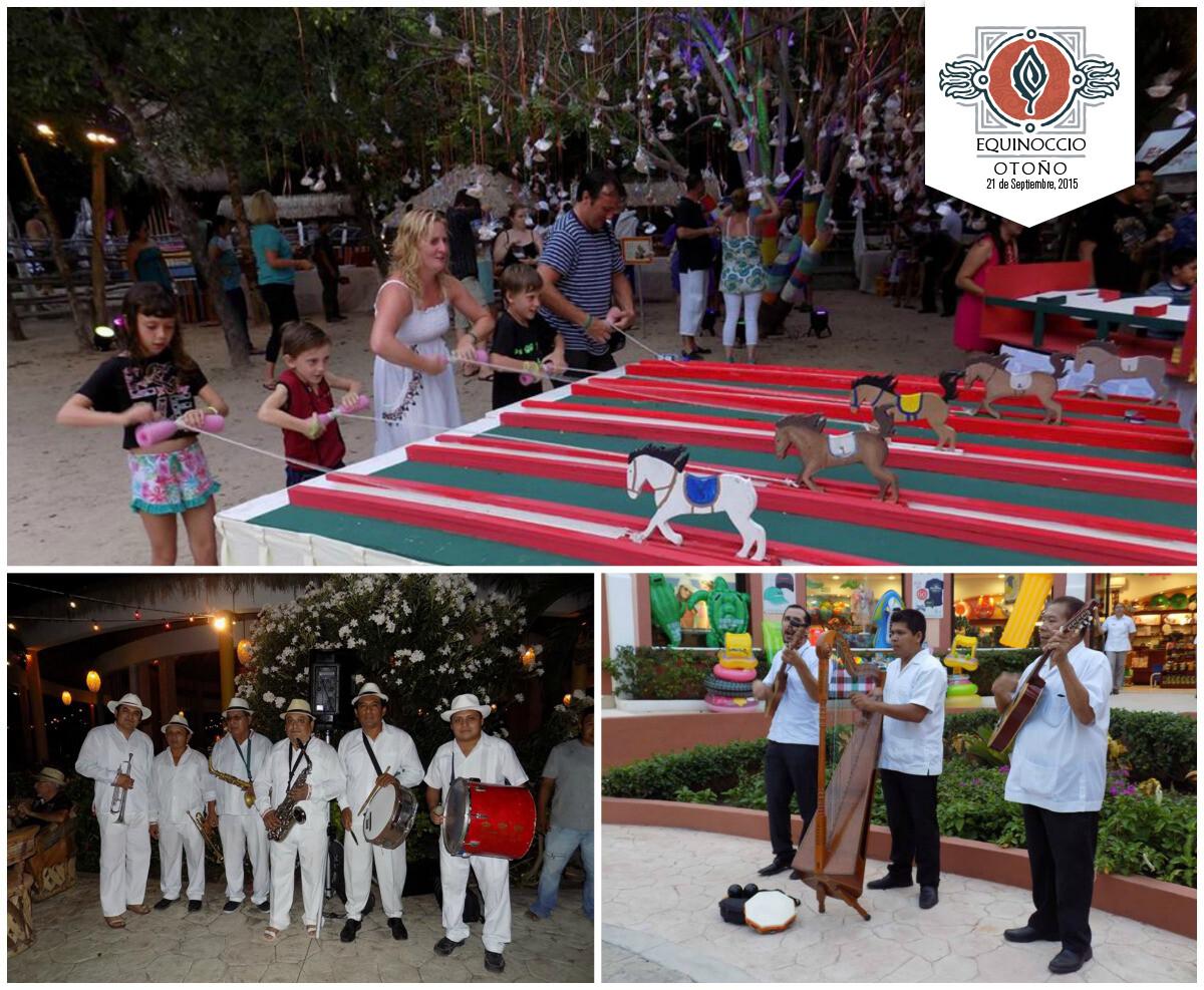 Cultura mexicana Playa del Carmen