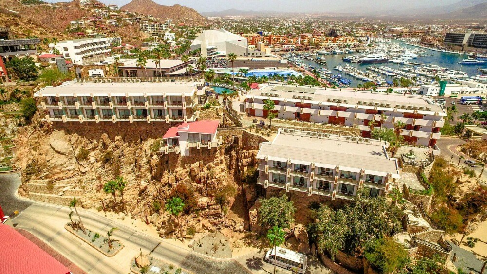 Downtown Cabo San Lucas beach resort