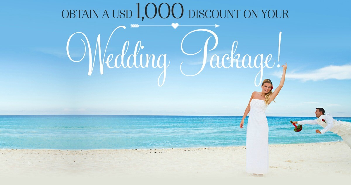 Hero Riviera Maya wedding package