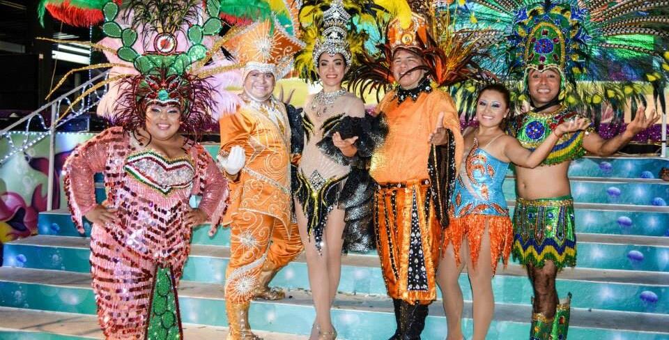 Hero Shot Cozumel Carnaval 2014