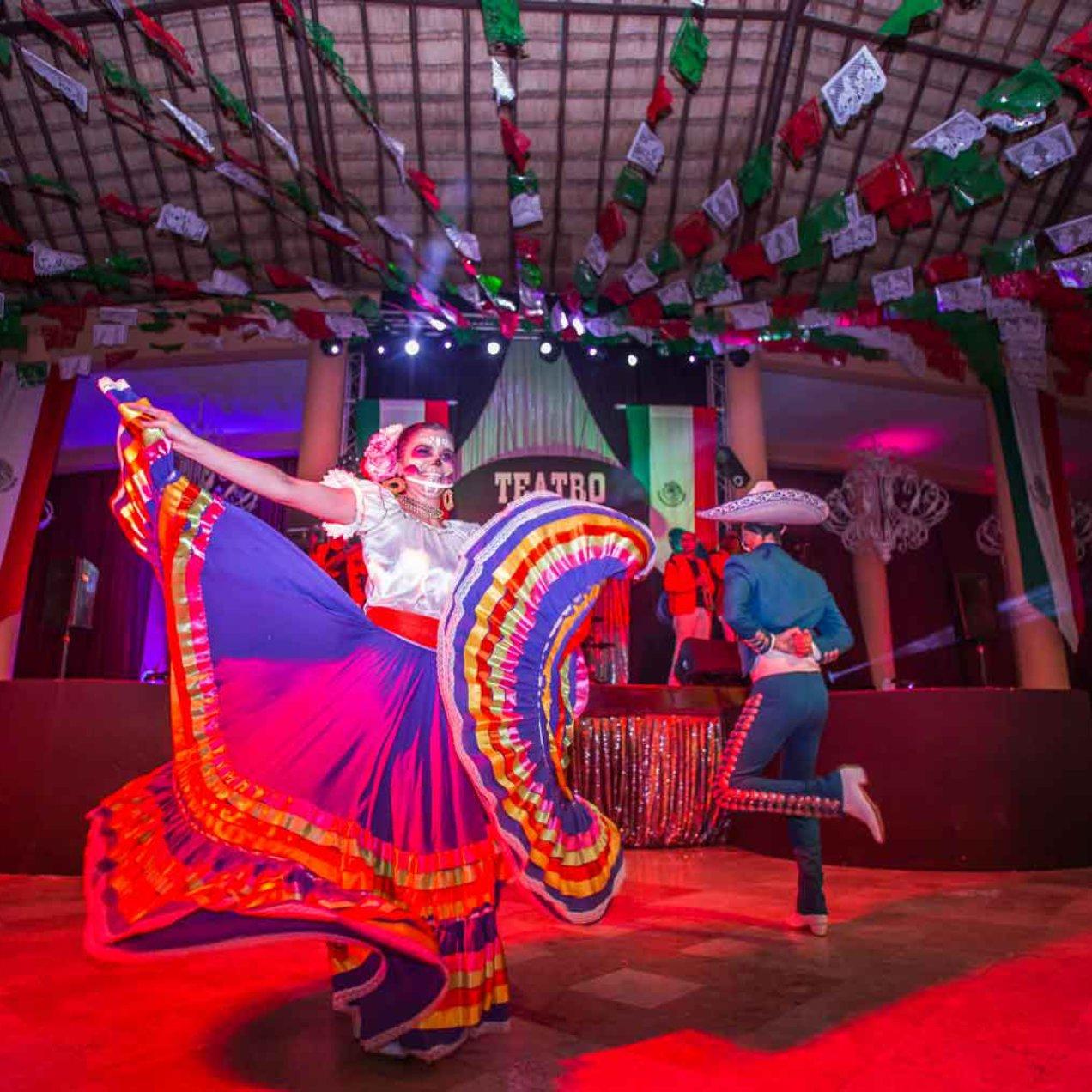 Nuevo programa de entretenimiento en Sandos Caracol: Vive México
