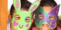 Kids Club animal masks
