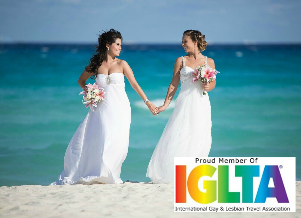LGBT beach weddings in Mexico