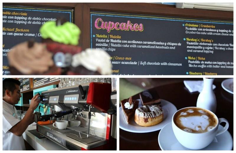 Café en Cabo San Lucas