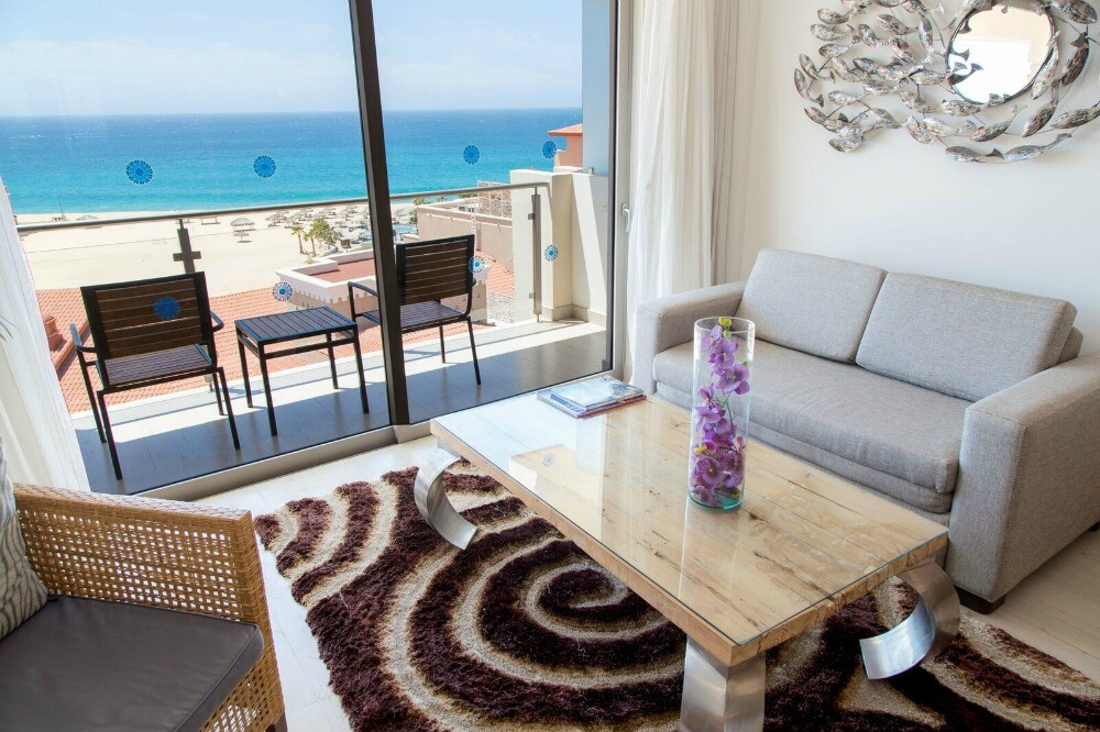 Los Cabos ocean view room