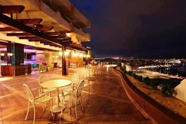 Los Cabos resort vista a la ciudad