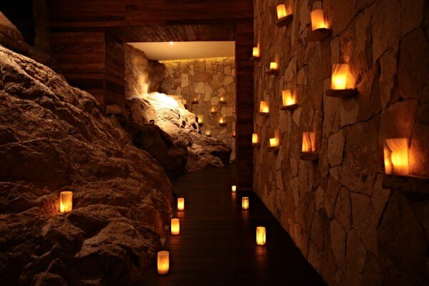 Luxury desert spa in Cabo San Lucas