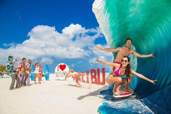 Tema playa Malibu