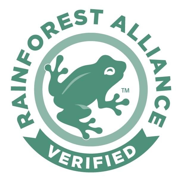 sandos highest rainforest alliance score
