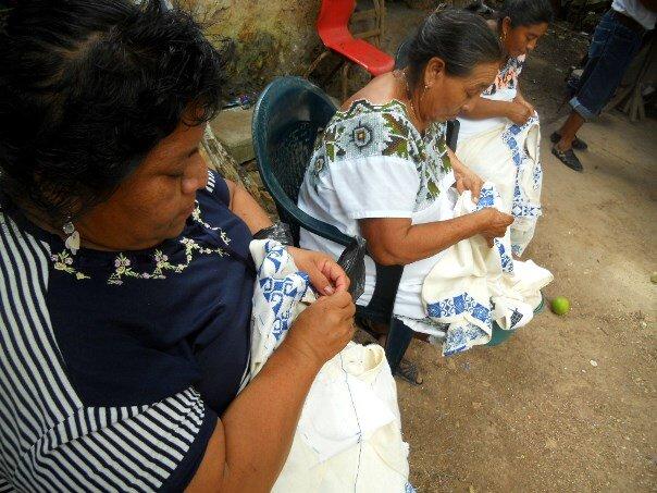 Mayan community Mexico 3