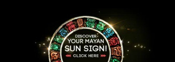Mayan sun sign