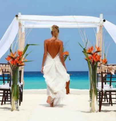All 4 Sandos Mexico Resorts Win Wedding Award!