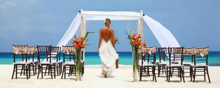 Mexico destination weddings all inclusive resorts