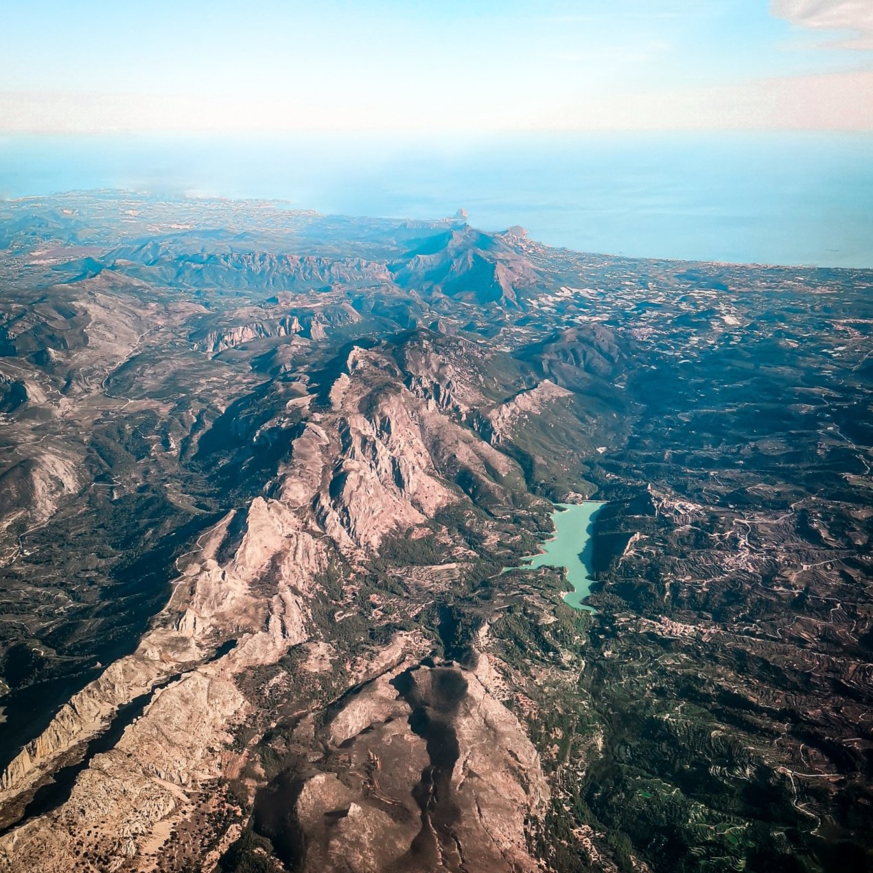 Hiking Routes in and Around Alicante