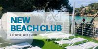 New Beach Club for Royal Elite guests at Sandos El Greco