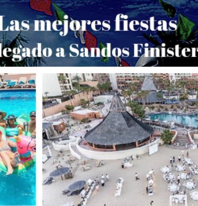 Nuevas Fiestas llegan a Sandos Finisterra