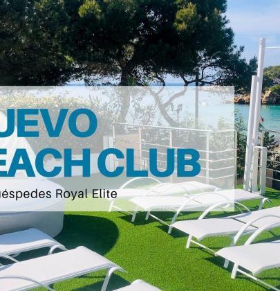 Descubre el nuevo Beach Club Royal Elite en Sandos El Greco