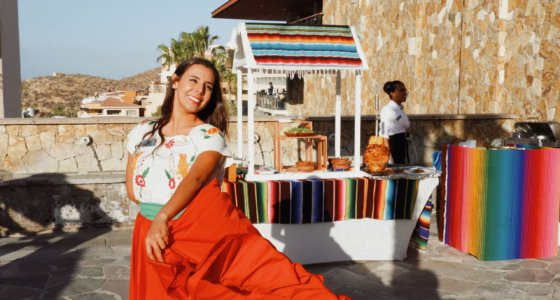 Kermes The Traditional Mexican Fiesta has arrived to Sandos Finisterra Los Cabos